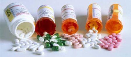 Какие таблетки лечат печень